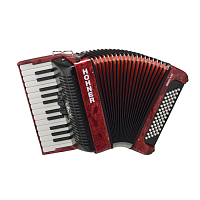 HOHNER The New Bravo II 60 (A16971) red - аккордеон 1/2