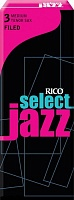 RICO RSF05TSX3M Select Jazz трости