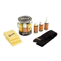 GIBSON Clear Bucket Care Kit набор для ухода за гитарой