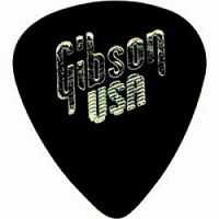 GIBSON APRGG-74M 1/2 GROSS BLACK STANDARD STYLE/MEDIUM медиатор